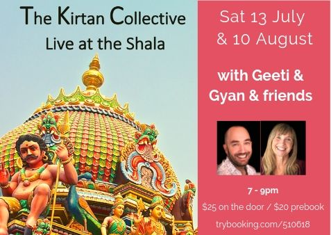 The Kirtan Collective – Live at the Shala