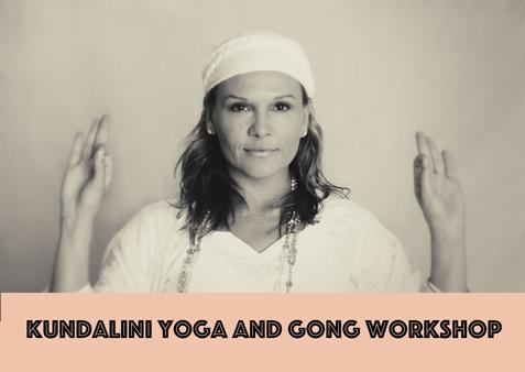 Kundalini Yoga and Gong Workshop