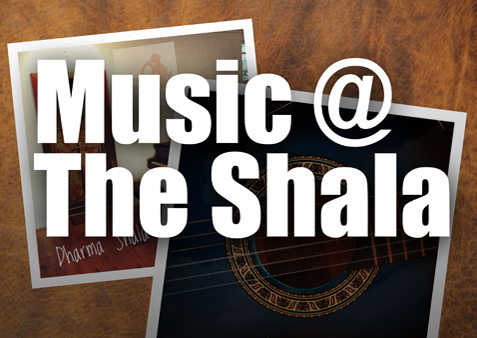 Music @ the Shala – Welcome event