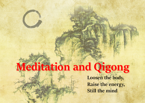 Meditation and Qigong