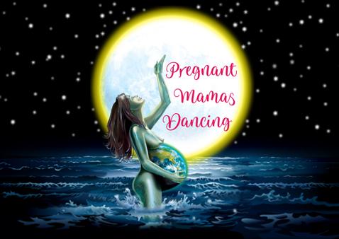 Pregnant Mamas Dancing